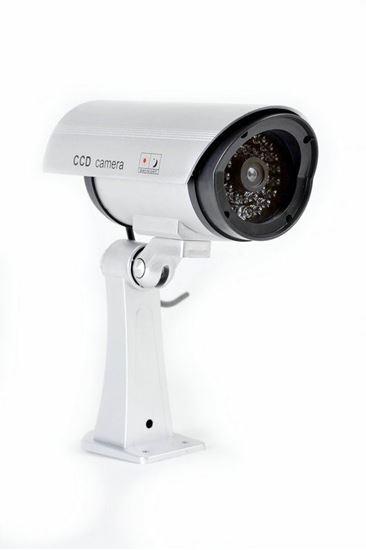Obrázok z Atrapa bezpečnostné kamery s LED diódou