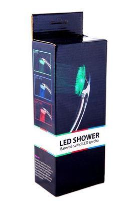 Obrázok z Farebne svietiaca LED sprcha
