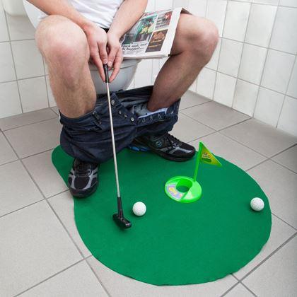 Obrázok z Golf na WC