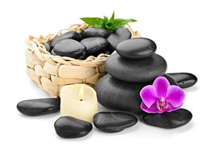 Obrázok z Lávové kamene veľké - čierny sáčok