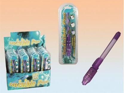 Obrázok Pero s neviditeľným atramentom + UV svetlom