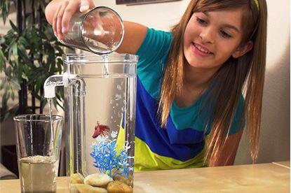 Obrázok Samočistiace akvárium my fun fish