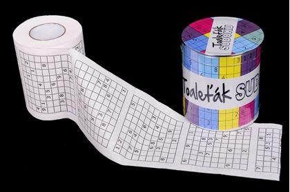 Obrázok z Toaletný papier - Sudoku