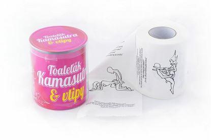 Obrázok Toaletný papier Kámasútra