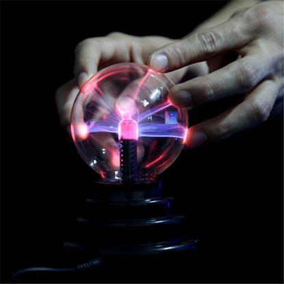 Obrázok USB plazma guľa