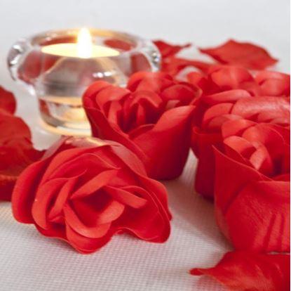 Obrázok Romantické okvetné lístky