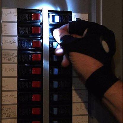 Obrázok Svietiace rukavice