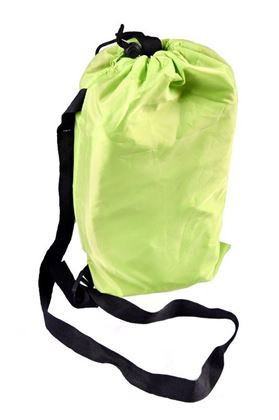 Obrázok z Nafukovací ruksak Lazy bag jednovrstvový - zelený