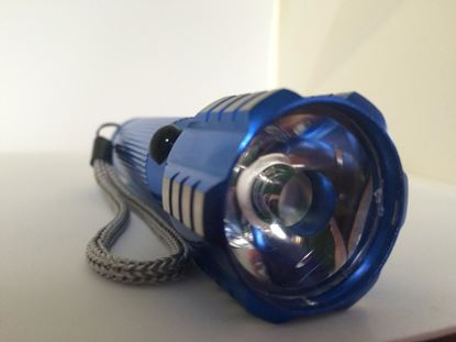 Obrázok LED baterka