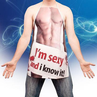 Obrázok Sexy zástera - muž