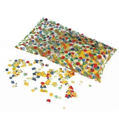 Obrázok Farebné konfety 100 g