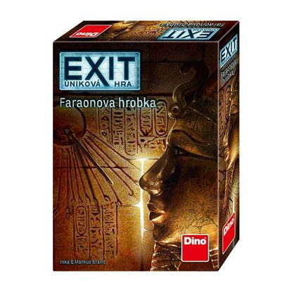 Obrázok Úniková hra - Faraónova hrobka
