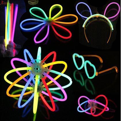 Obrázok z Svietiace paličky Lightstick 100ks