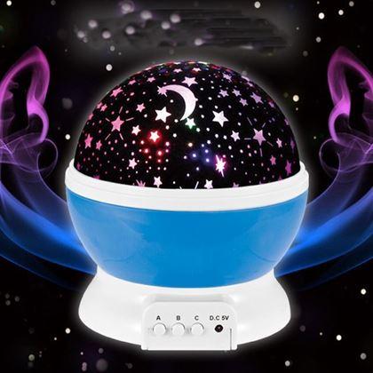 Obrázok z Projektor nočnej oblohy - deluxe