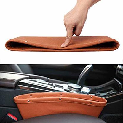 Obrázok Koženkové puzdro do auta – 1 ks