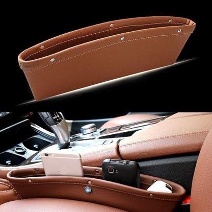 Obrázok Koženkové puzdro do auta – 2 ks