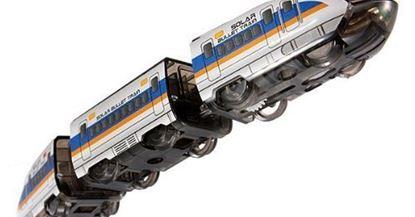 Obrázok Solárny vlak