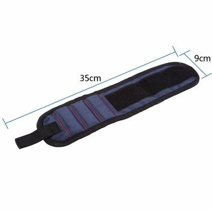 magnetický náramek na nářadí