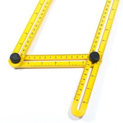 Obrázok z Viacuholníkové pravítko