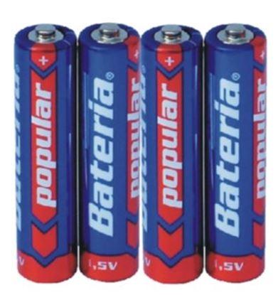 Obrázok Mikrotužková baterie AAA 4ks
