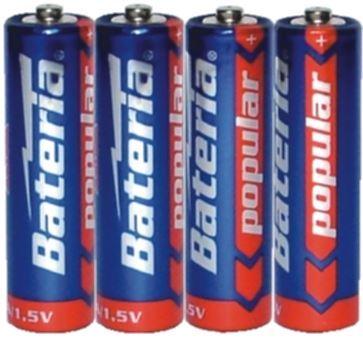Obrázok Batéria typu AA 4ks