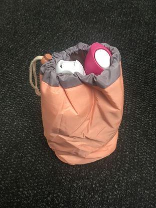 Obrázok Cestovná taška na kozmetiku - púdrová