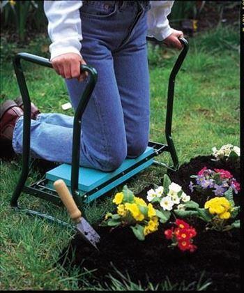 Obrázok z Multifunkčná zahradná stolička