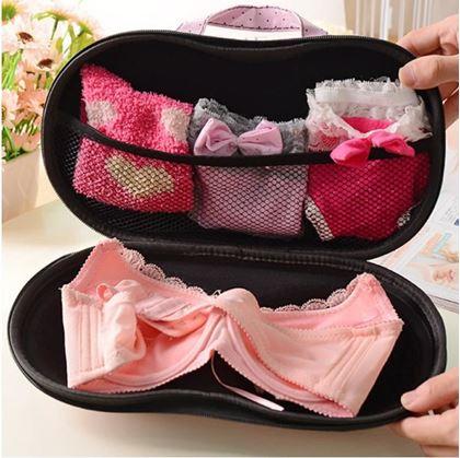 Obrázok z Cestovný organizér na spodné prádlo - červený