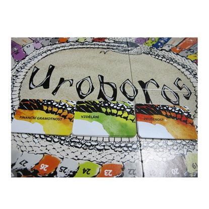 Obrázok Rodinná hra Uroboros