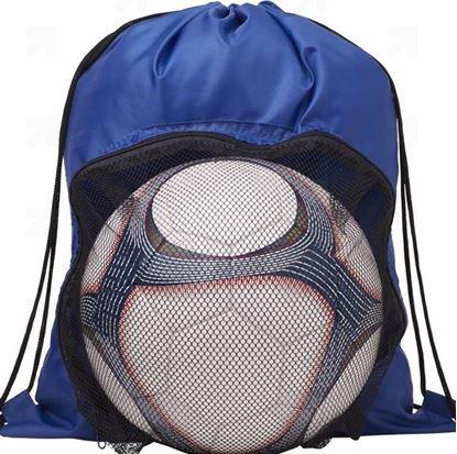 Obrázok Fotbalový batoh s kapsou na míč