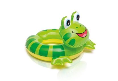 Obrázok Nafukovací kruh - Žabka