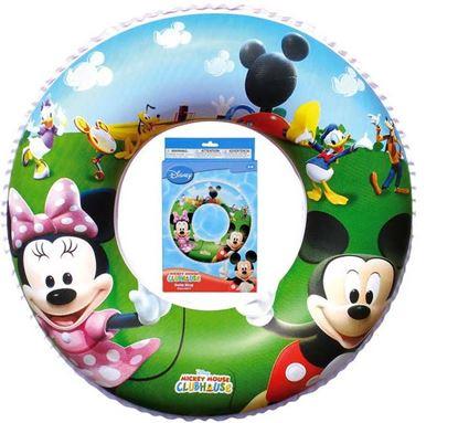 Obrázok Nafukovací kruh 56 cm Minnie a Mickey Mouse