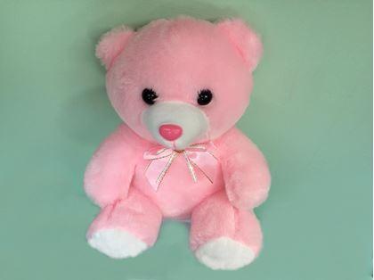 Obrázok z Svietiaci medvedík - ružový