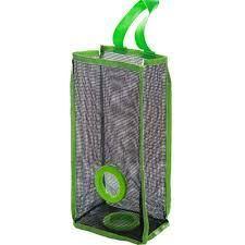 Obrázok z Zásobník na igelitové vrecúška - zelený