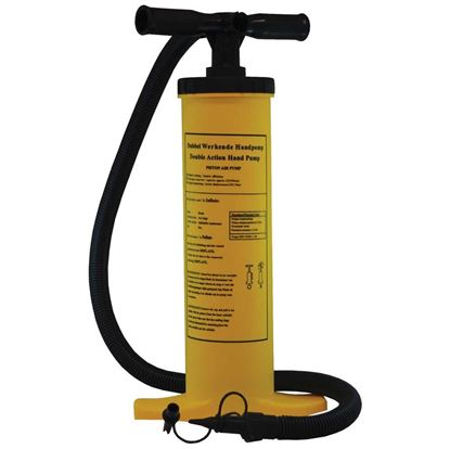 Obrázok Dvojčinná ručná pumpa