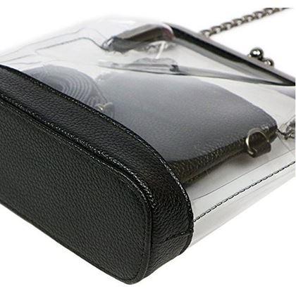 Obrázok z Dizajnová kabelka - čierna