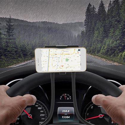 Obrázok z Lenivý držiak na mobil