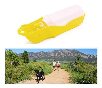 Obrázok Cestovná fľaša pre psy
