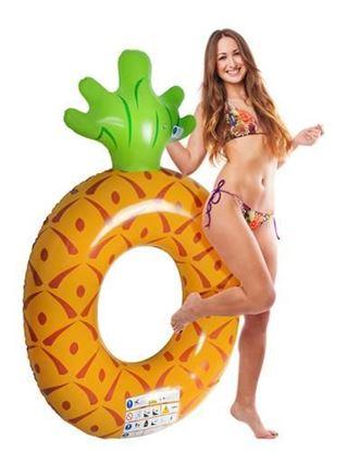 Obrázok Nafukovací kruh ananas