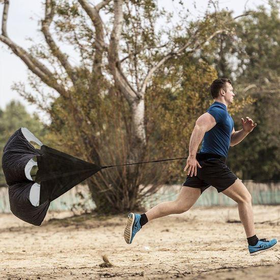 Obrázok z Odporový padák na behanie