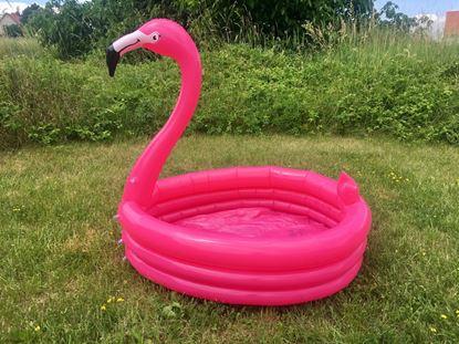 Obrázok Detský nafukovací bazén Plameniak