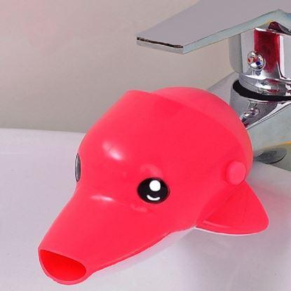 Obrázok Detský nástavec na kohútik - delfín