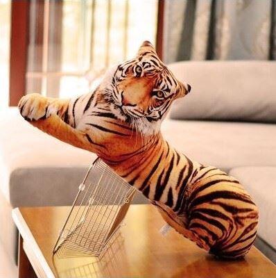 Obrázok z Vankúš - 3D tiger
