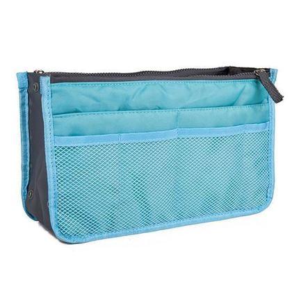 Obrázok z Organizér do kabelky - modrý