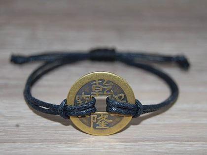 Obrázok z Čínska minca šťastia