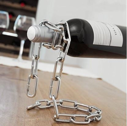 Obrázok Reťazový držiak na víno