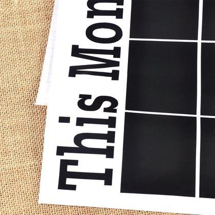 Obrázok z Samolepiaci kalendár