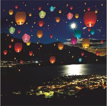 Obrázok z Lampióny šťastia 50 ks mix farieb