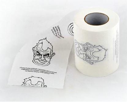 Obrázok Toaletný papier Miloš