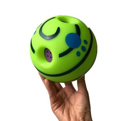 Obrázok z Chichúňacia lopta pre psov